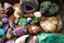 Минеральные камни