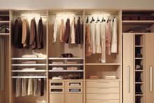 Меблі для гардеробної
