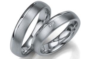 Срібні обручки